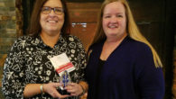 What wonderful ladies these are! Pat Muenster (left) was a terrific president this past year and we all appreciated her great leadership and motivation.     We welcome to her new […]